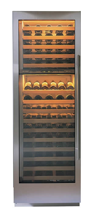 Sub Zero Wine Coolers Blue Grouse Wine Cellar