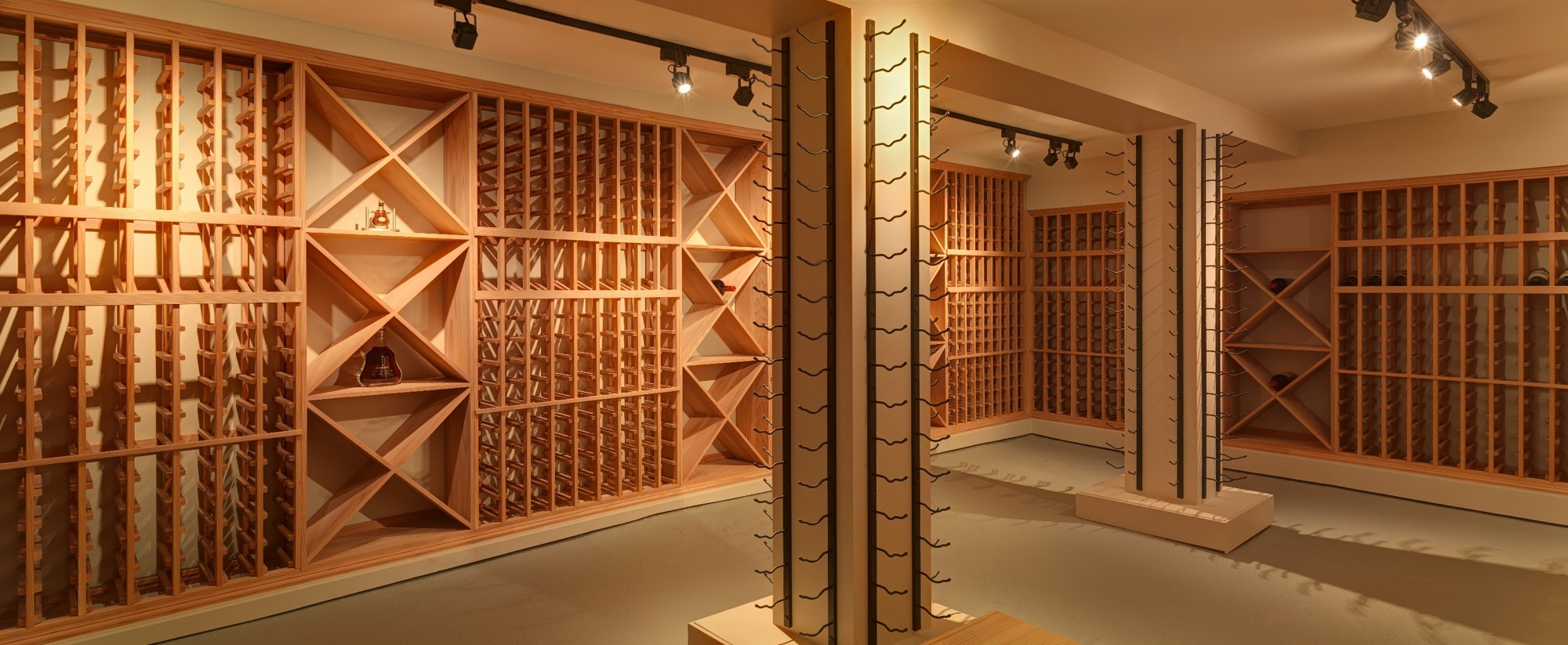 Vancouver Canada Home Wine Cellar With Traditional And