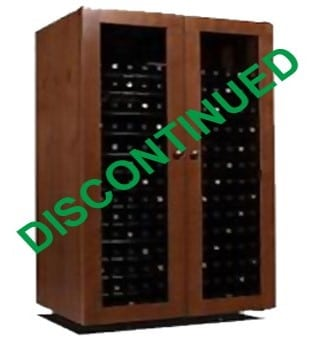 We recommend Le Cache Wine Cabinets as a great alternative for most wine storage solutions