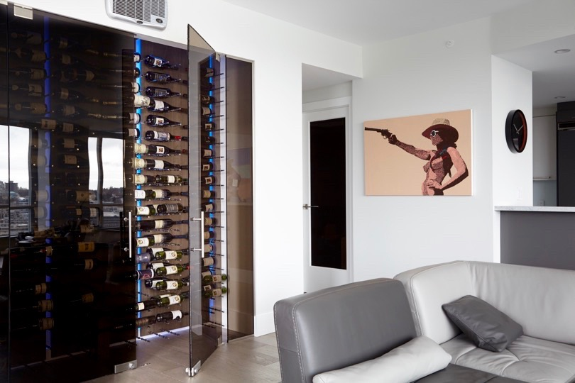 New Wine Cellar Lighting Ideas Vancouver British