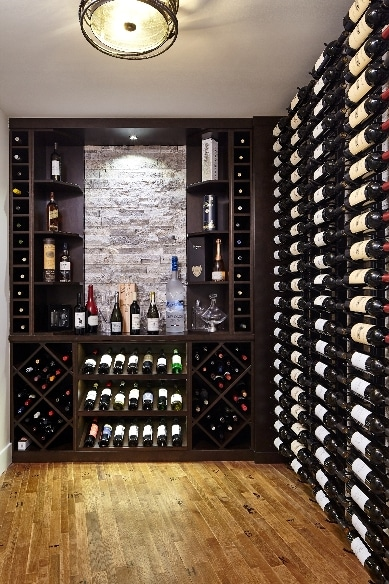 Surprising Blue Grouse Wine Cellars Photo Gallery Portfolio Blue Interior Design Ideas Tzicisoteloinfo