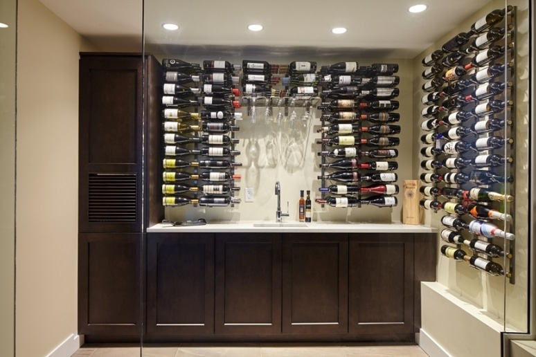 Sensational Blue Grouse Wine Cellars Photo Gallery Portfolio Blue Interior Design Ideas Tzicisoteloinfo