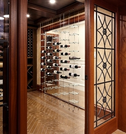 Fabulous Blue Grouse Wine Cellars Photo Gallery Portfolio Blue Interior Design Ideas Tzicisoteloinfo
